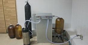 Оборудование для производства кваса, лимонада, пива, медовухи, сидра. Мойка кег