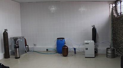 Оборудование для производства кваса, лимонада, пива, медовухи, сидра