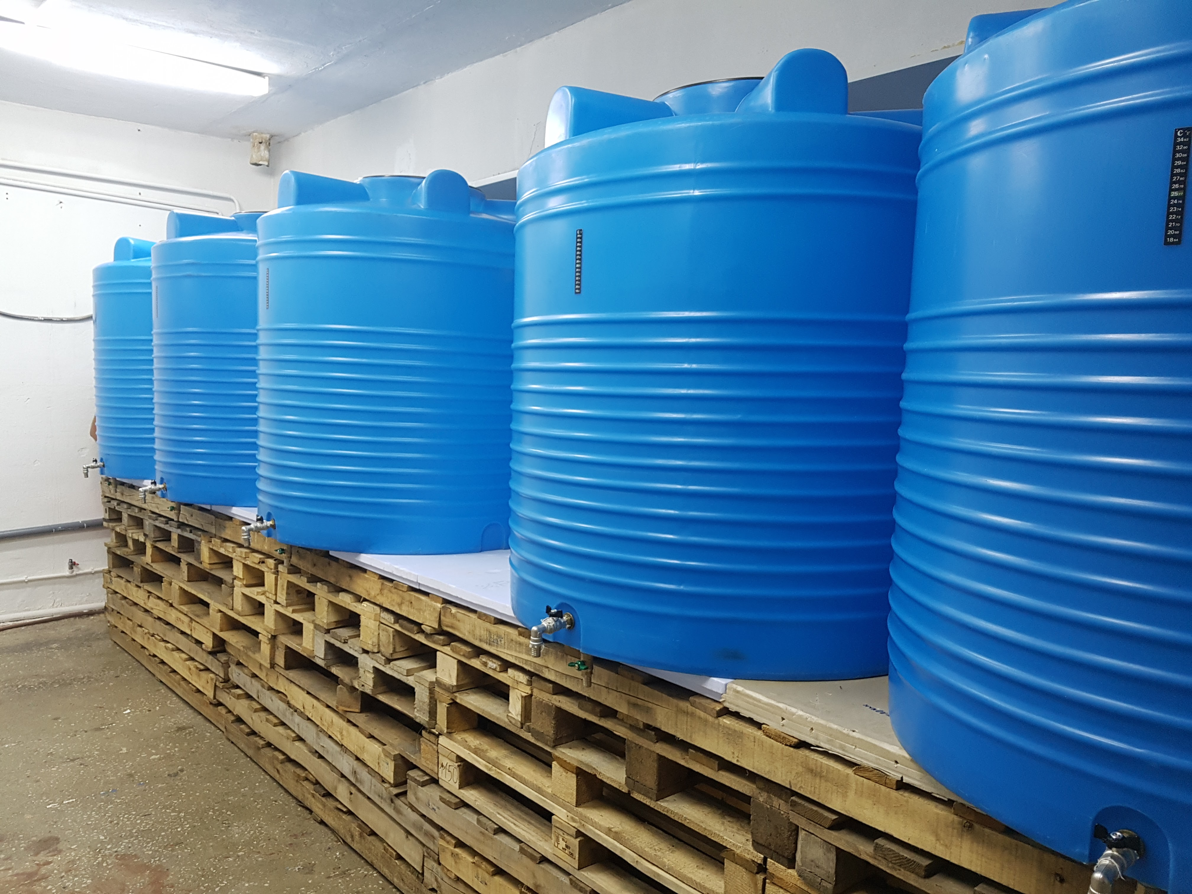 Линия розлива минеральных вод в ПЭТ бутылки - ЛИНИИ