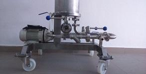 Оборудование для производства кваса, лимонада, пива, медовухи, сидра. Машина для холодного охмеления пива