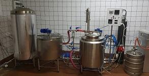 Кваспром пивоварня 250